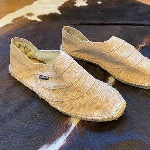 Canvas Burlap Hemp Shoes